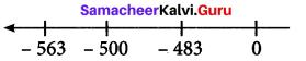 Samacheer Kalvi 7th Maths Solutions Term 2 Chapter 1 Number System Ex 1.5 2