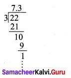 Samacheer Kalvi 9th Maths Chapter 2 Real Numbers Ex 2.2 3