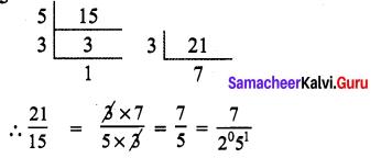 Samacheer Kalvi 9th Maths Chapter 2 Real Numbers Ex 2.2 8