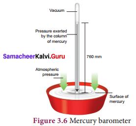 Samacheer Kalvi 9th Science Solutions Chapter 3 Fluids 2