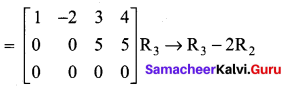 Samacheer Kalvi 12th Maths Solutions Chapter 1 Applications of Matrices and Determinants Ex 1.2 5