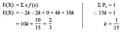 Samacheer Kalvi 12th Maths Solutions Chapter 11 Probability Distributions Ex 11.6 22