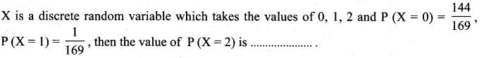 Samacheer Kalvi 12th Maths Solutions Chapter 11 Probability Distributions Ex 11.6 34