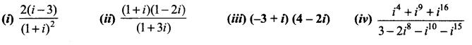 Samacheer Kalvi 12th Maths Solutions Chapter 2 Complex Numbers Ex 2.4 1