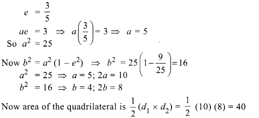 Samacheer Kalvi 12th Maths Solutions Chapter 5 Two Dimensional Analytical Geometry - II Ex 5.6 14