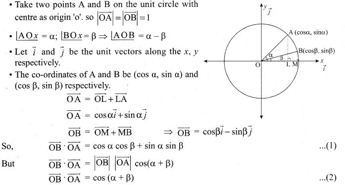 Samacheer Kalvi 12th Maths Solutions Chapter 6 Applications of Vector Algebra Ex 6.1 13