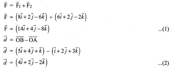Samacheer Kalvi 12th Maths Solutions Chapter 6 Applications of Vector Algebra Ex 6.1 16