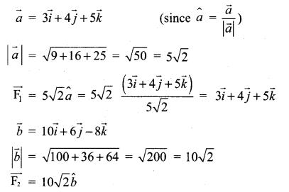 Samacheer Kalvi 12th Maths Solutions Chapter 6 Applications of Vector Algebra Ex 6.1 17