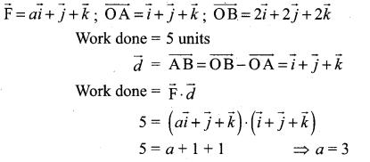 Samacheer Kalvi 12th Maths Solutions Chapter 6 Applications of Vector Algebra Ex 6.1 22
