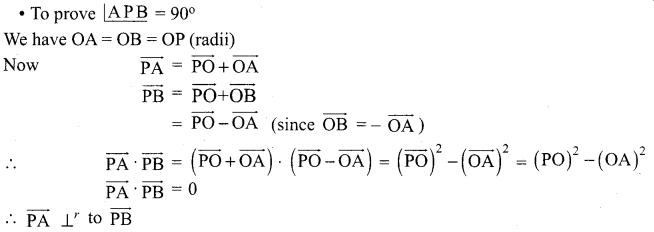Samacheer Kalvi 12th Maths Solutions Chapter 6 Applications of Vector Algebra Ex 6.1 5