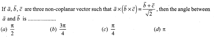 Samacheer Kalvi 12th Maths Solutions Chapter 6 Applications of Vector Algebra Ex 6.10 12
