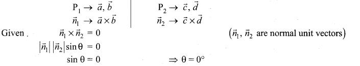 Samacheer Kalvi 12th Maths Solutions Chapter 6 Applications of Vector Algebra Ex 6.10 15