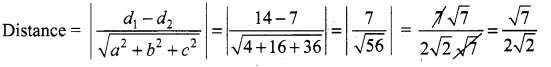 Samacheer Kalvi 12th Maths Solutions Chapter 6 Applications of Vector Algebra Ex 6.10 29