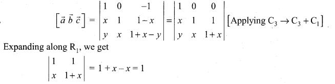 Samacheer Kalvi 12th Maths Solutions Chapter 6 Applications of Vector Algebra Ex 6.10 38