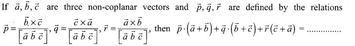 Samacheer Kalvi 12th Maths Solutions Chapter 6 Applications of Vector Algebra Ex 6.10 39