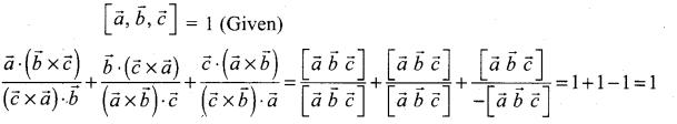 Samacheer Kalvi 12th Maths Solutions Chapter 6 Applications of Vector Algebra Ex 6.10 5