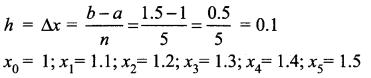 Samacheer Kalvi 12th Maths Solutions Chapter 9 Applications of Integration Ex 9.1 5
