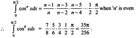 Samacheer Kalvi 12th Maths Solutions Chapter 9 Applications of Integration Ex 9.6 21
