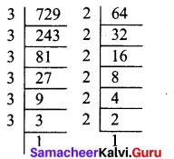 Samacheer Kalvi 7th Maths Solutions Term 2 Chapter 3 Algebra Additional Questions 3