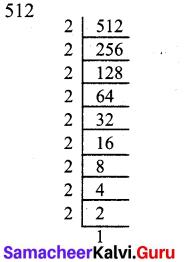 Samacheer Kalvi 7th Maths Solutions Term 2 Chapter 3 Algebra Ex 3.1 1
