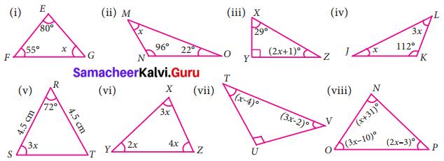Samacheer Kalvi 7th Maths Solutions Term 2 Chapter 4 Geometry 4.1 1