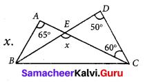 Samacheer Kalvi 7th Maths Solutions Term 2 Chapter 4 Geometry 4.1 10