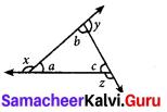Samacheer Kalvi 7th Maths Solutions Term 2 Chapter 4 Geometry 4.1 13