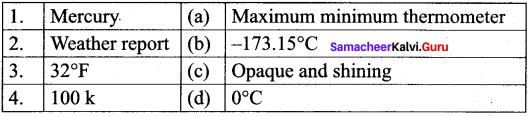 Samacheer Kalvi 7th Science Solutions Term 2 Chapter 1 Heat and Temperature image - 8