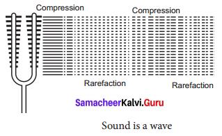 Samacheer Kalvi 9th Science Solutions Chapter 8 Sound 1