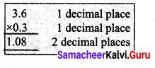 Samacheer Kalvi 7th Maths Solutions Term 3 Chapter 1 Number System 1.3 7