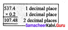 Samacheer Kalvi 7th Maths Solutions Term 3 Chapter 1 Number System 1.3 8