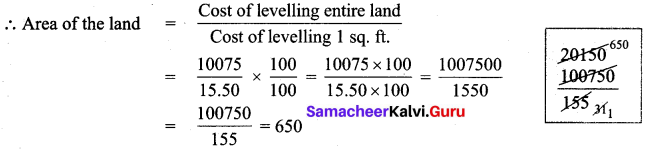 Samacheer Kalvi 7th Maths Solutions Term 3 Chapter 1 Number System 1.4 10