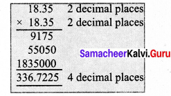 Samacheer Kalvi 7th Maths Solutions Term 3 Chapter 1 Number System add 6