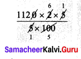 Samacheer Kalvi 7th Maths Solutions Term 3 Chapter 2 Percentage and Simple Interest add 1