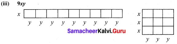 Samacheer Kalvi 7th Maths Solutions Term 3 Chapter 3 Algebra Intext Questions 3