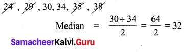 Samacheer Kalvi 7th Maths Solutions Term 3 Chapter 5 Statistics Ex 5.3 6