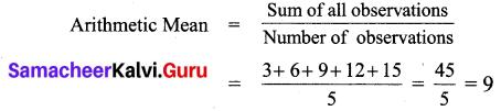 Samacheer Kalvi 7th Maths Solutions Term 3 Chapter 5 Statistics Intext Questions 6