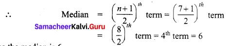 Samacheer Kalvi 7th Maths Solutions Term 3 Chapter 5 Statistics Intext Questions 9