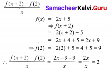 Samacheer Kalvi 10th Maths Chapter 1 Relations and Functions Ex 1.3 3