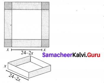 Samacheer Kalvi 10th Maths Chapter 1 Relations and Functions Ex 1.3 4