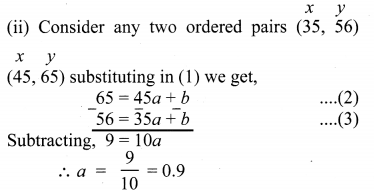 Samacheer Kalvi 10th Maths Chapter 1 Relations and Functions Ex 1.3 7