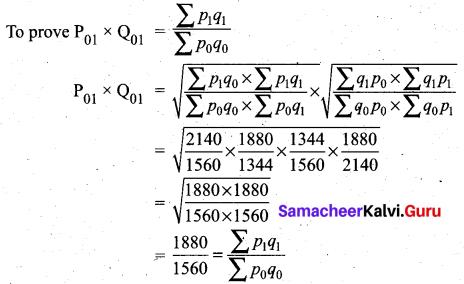 Samacheer Kalvi 12th Business Maths Solutions Chapter 9 Applied Statistics Ex 9.2 25