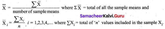 Samacheer Kalvi 12th Business Maths Solutions Chapter 9 Applied Statistics Ex 9.3 1