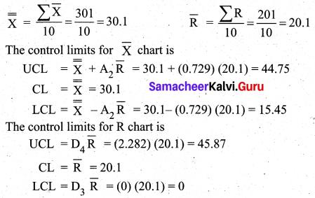 Samacheer Kalvi 12th Business Maths Solutions Chapter 9 Applied Statistics Ex 9.3 26