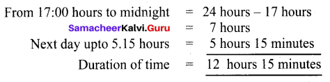 Samacheer Kalvi 6th Maths Solutions Term 2 Chapter 2 Measurements Ex 2.2 Q8.2