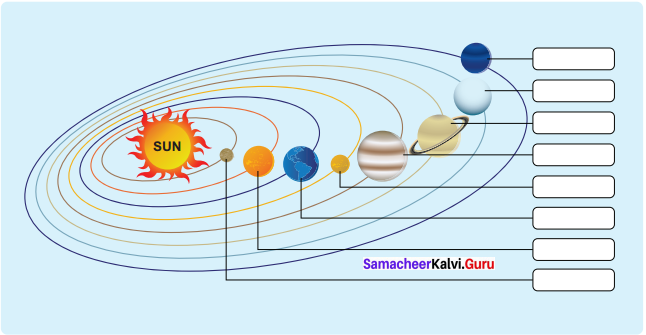 Samacheer Kalvi 6th Social Science Geography Solutions Term 1 Chapter 1 The Universal And Solar System image - 1