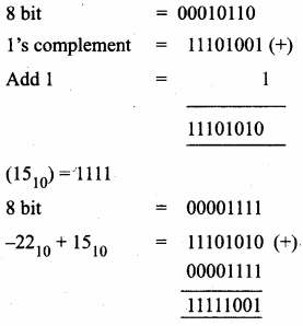Samacheer Kalvi 11th Computer Science Solutions Chapter 2 Number Systems 5