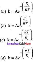 Samacheer Kalvi 12th Chemistry Solutions Chapter 7 Chemical Kinetics-119