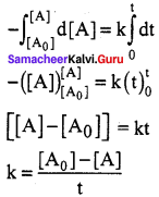 Samacheer Kalvi 12th Chemistry Solutions Chapter 7 Chemical Kinetics-28