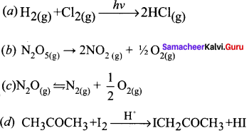 Samacheer Kalvi 12th Chemistry Solutions Chapter 7 Chemical Kinetics-123
